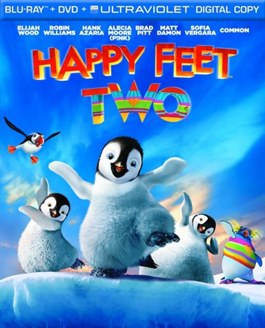 Happy Feet 2 Blu-ray Review