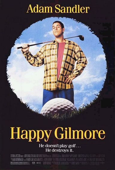 Happy Gilmore © Universal Pictures. All Rights Reserved.