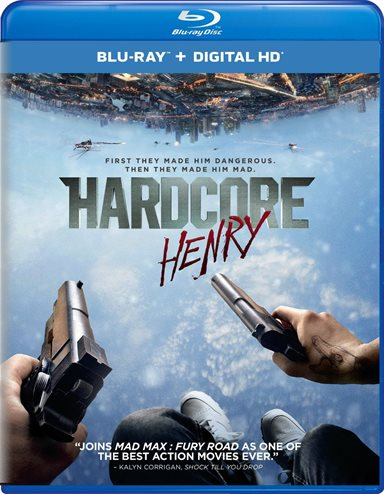 Hardcore Henry Blu-ray Review