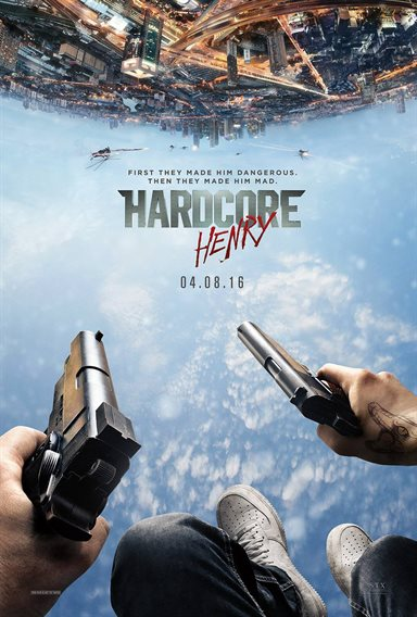 Hardcore Henry © STX Entertainment. All Rights Reserved.