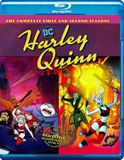 Harley Quinn Blu-ray Review