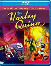 Harley Quinn Blu-ray Review
