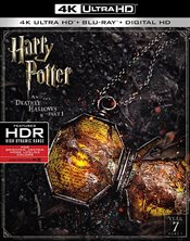 Harry Potter and the Deathly Hallows: Part 1 4K Ultra HD Review