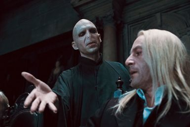 Harry Potter and the Deathly Hallows: Part 1 © Warner Bros.. All Rights Reserved.