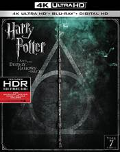 Harry Potter and the Deathly Hallows: Part 2 4K Ultra HD Review