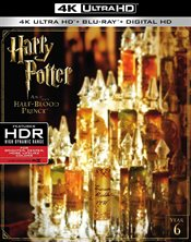 Harry Potter and the Half-Blood Prince 4K Ultra HD Review