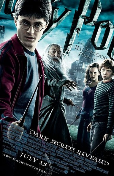 Harry Potter and the Half-Blood Prince © Warner Bros.. All Rights Reserved.