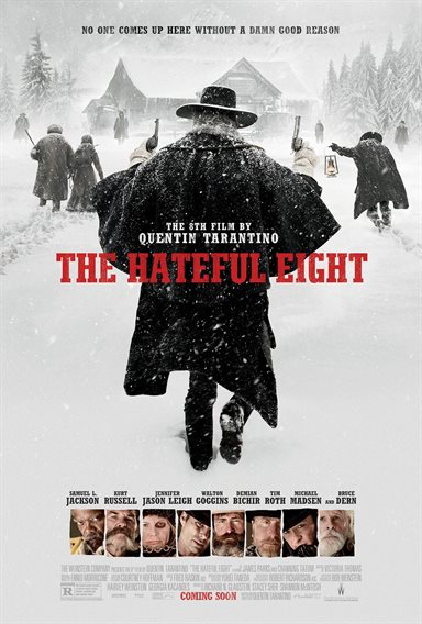 The Hateful Eight Theatrical Review