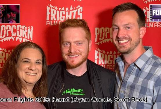 Directing Duo Beck/Woods (A Quiet Place) Bring Haunt to Popcorn Frights