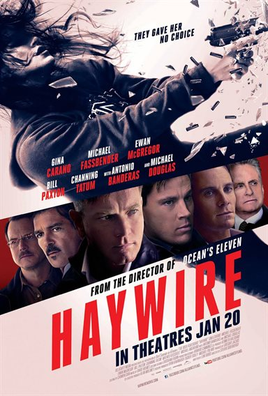 Haywire © Relativity Media. All Rights Reserved.