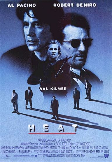 Heat © Warner Bros.. All Rights Reserved.