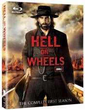 Hell on Wheels Blu-ray Review