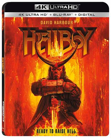 Hellboy 4K Ultra HD Review