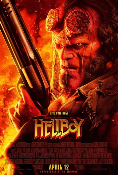 Hellboy © Lionsgate. All Rights Reserved.