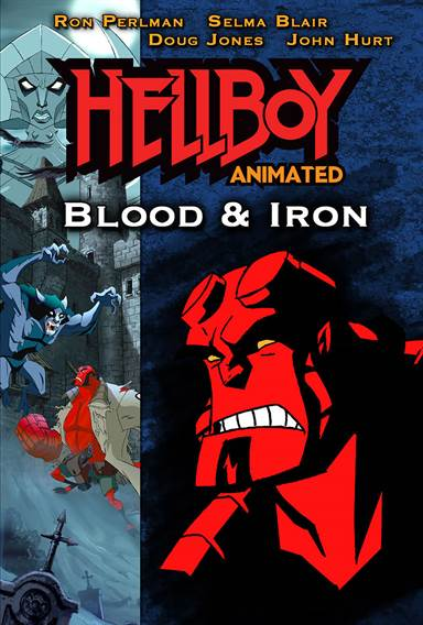 Hellboy: Blood and Iron © Anchor Bay Entertainment. All Rights Reserved.