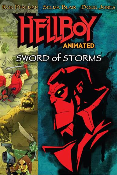 Hellboy: Sword of Storms © Starz Media. All Rights Reserved.