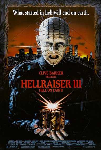 Hellraiser III: Hell on Earth © Dimension FIlms. All Rights Reserved.