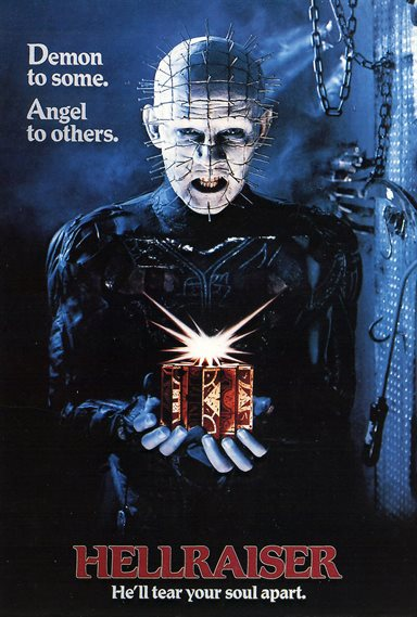 Hellraiser © New World Pictures. All Rights Reserved.