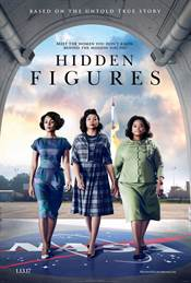 Hidden Figures Theatrical Review