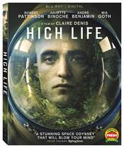 High Life Blu-ray Review