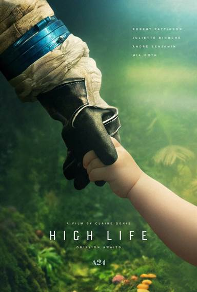 High Life © A24. All Rights Reserved.