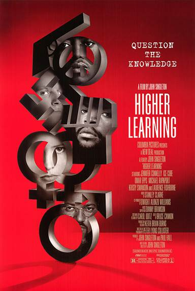Higher Learning © Columbia Pictures. All Rights Reserved.