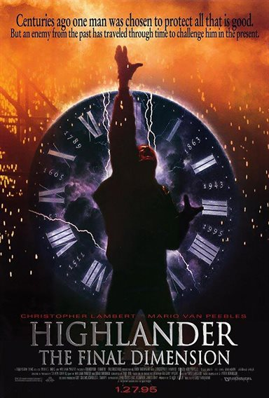 Highlander III: The Final Dimension © Miramax Films. All Rights Reserved.