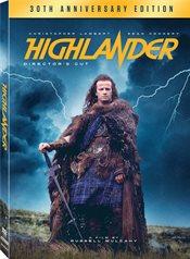 Highlander DVD Review