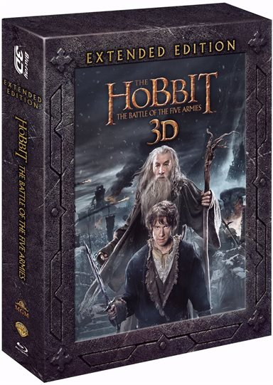 The Hobbit: The Battle of the Five Armies Extended UK Edition Blu-ray Review