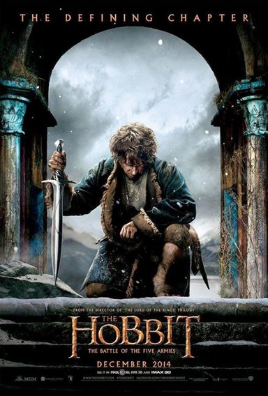 The Hobbit: The Battle of the Five Armies Theatrical Review
