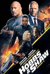 Fast & Furious Presents: Hobbs & Shaw Theatrical Review
