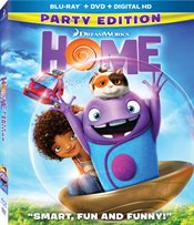Home Blu-ray Review