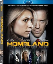 Homeland Blu-ray Review