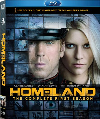 Homeland: The Complete First Season Blu-ray Review