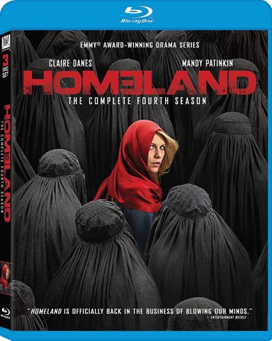 Homeland: The Complete Fourth Season Blu-ray Review