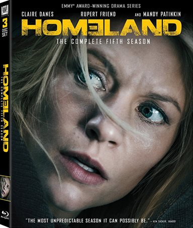 Homeland: The Complete Fifth Season Blu-ray Review