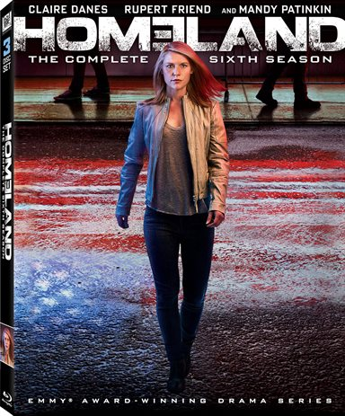 Homeland: The Complete Sixth Season Blu-ray Review