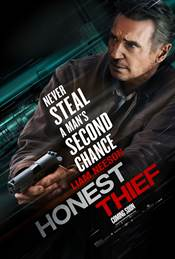 Honest Thief Theatrical Review