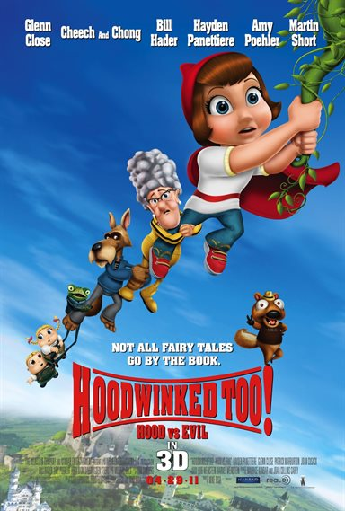 Hoodwinked Too! Hood vs Evil Theatrical Review