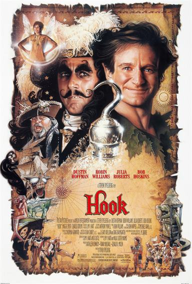 Hook © TriStar Pictures. All Rights Reserved.