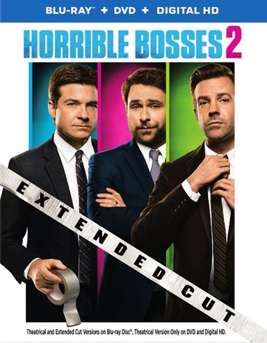 Horrible Bosses 2 Blu-ray Review