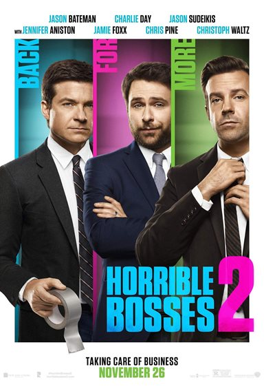 Horrible Bosses 2 © New Line Cinema. All Rights Reserved.
