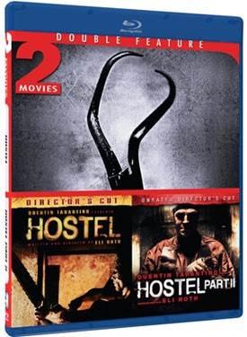 Hostel & Hostel II Double Feature Blu-ray Review