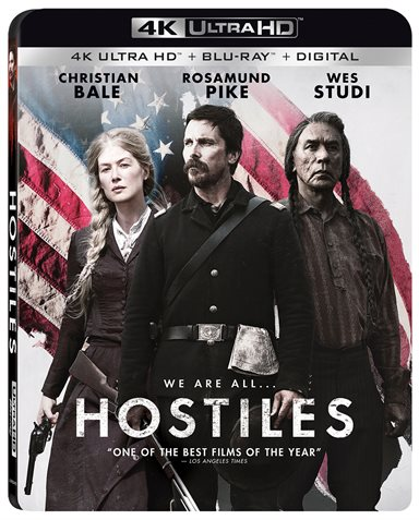 Hostiles 4K Ultra HD Review