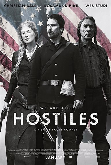 Hostiles © Lionsgate. All Rights Reserved.