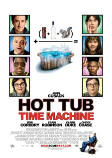 Hot Tub Time Machine Theatrical Review