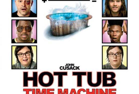 Movie Vault Hot Tub Time Machine