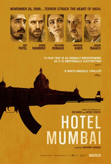 Hotel Mumbai © Bleecker Street. All Rights Reserved.