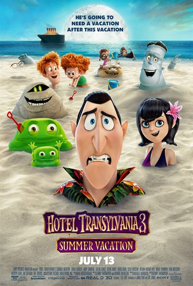Hotel Transylvania 3: Summer Vacation © Sony Pictures. All Rights Reserved.