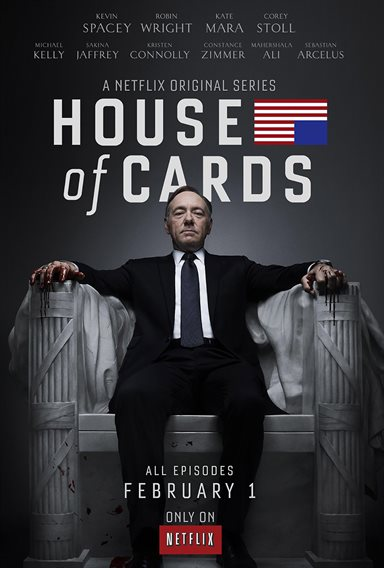 House of Cards © Netflix. All Rights Reserved.
